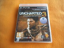 Uncharted 3: Drake's Deception -- Game of the Year Edition Sony PlayStation 3