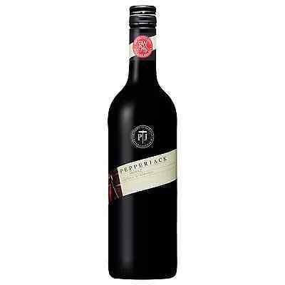 Pepperjack Shiraz case of 6 Dry Red Wine 750mL Barossa Valley