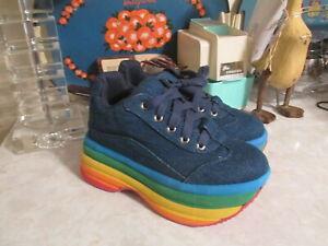 Jeffrey Campbell Brainy Rainbow
