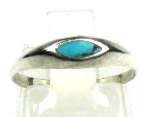 Türkis-Ring 925 er Silber Gr. 53/16,8 mm - Hürth, Deutschland - Türkis-Ring 925 er Silber Gr. 53/16,8 mm - Hürth, Deutschland