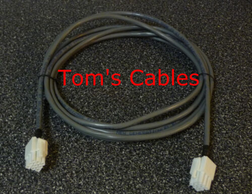 175123411 10ft 9pin Sony  SAVA SA-VA 3 3A Stereo Replacement Cable P//N