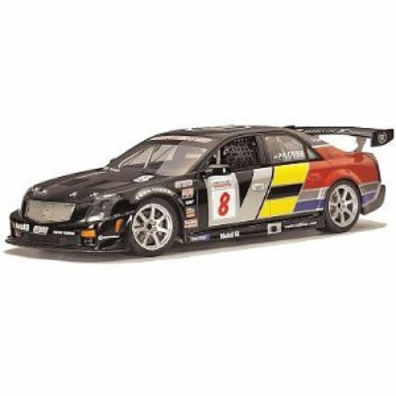 AUTOART CADILLAC CTS-V SCCA World Challenge GT 2005 A Pilgrim  8 1 18 type 80525