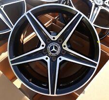 New 18 Amg Wheels Mercedes Benz C300 C350 C400 Oem Rims A Class B Class Cla