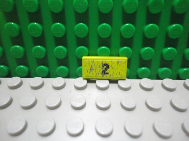 Lego Lime Tile 1X2 200 Pieces NEW