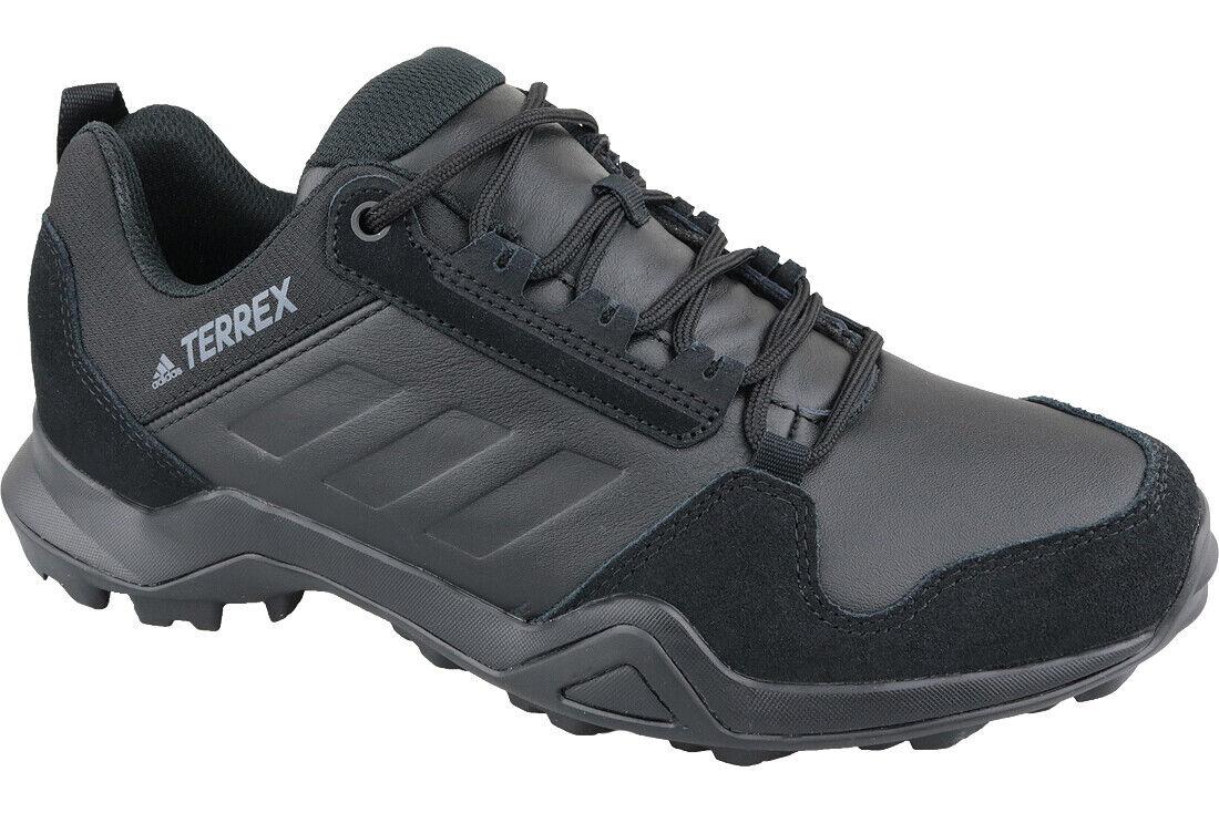 Adidas Terrex AX3 Lea EE9444 para Hombre Zapatos De Senderismo Trekking Nuevo Modelo 2018