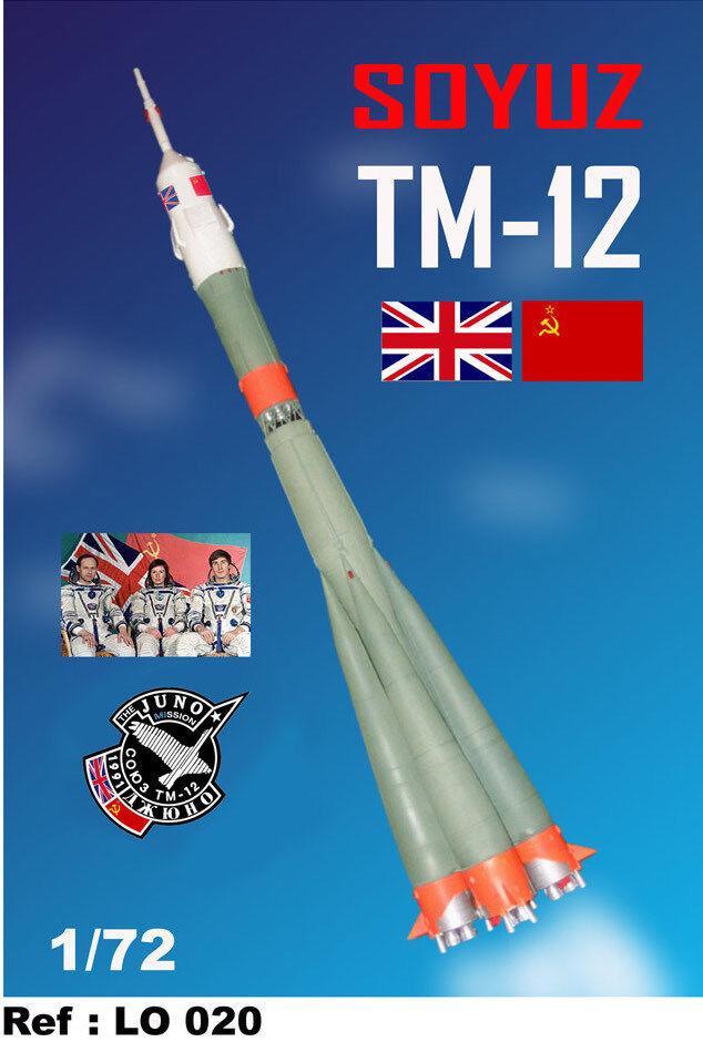 Mach 2 1 72 Soyuz (England) TM-12 L020