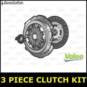 3 PIECE CLUTCH KIT FOR PEUGEOT 207 1.4