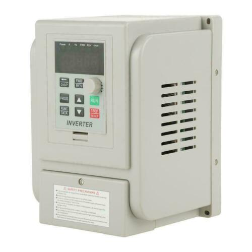 AC 220V 1.5KW Adjustable-Frequency Drive  VFD Speed Controller  3-phase Motor