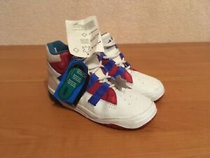 Details about Adidas Vintage 90s Kids US10 UK9.5 EU27 Sneakers Shoes Made in Thailand