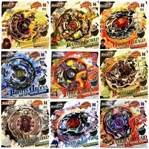 Séléction Toupie pour Beyblade Metal Fusion Arena 4D