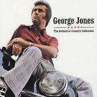 Definitive Country Collection by George Jones (CD, Feb-2001, Epic (USA))