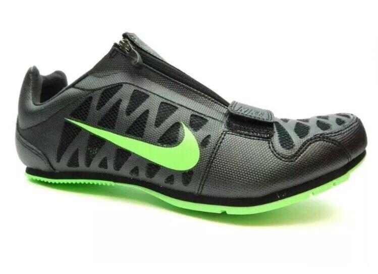 Nike zoom lj 4 di salto in lungo, lungo, lungo, scarpe da uomo 415339 035 nero taglia 15 spine | Outlet Online  f5bc2f