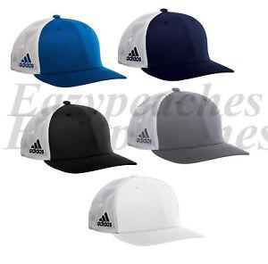 e574b33ebce Image is loading ADIDAS-Golf-Men-039-s-Snapback-UNISEX-Baseball-