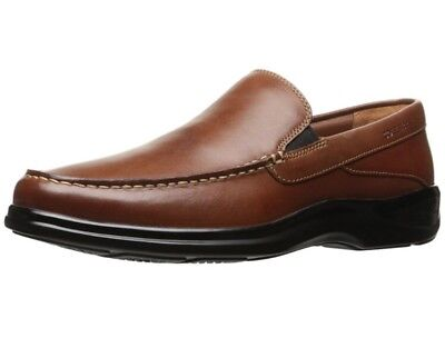 6afa68fab73 New Cole Haan Men Shoes Santa Barbara Twin Gore II Loafer Brown Woodbury 13