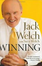 Winning by Suzy Welch and Jack Welch (2005, Hardcover)