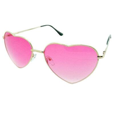 Sunglasses Womens Heart Shape Festival Lolita Style Fancy Party Eyewear Glasses