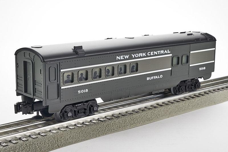 Lot 4150 Lionel New York Central Buffalo combowagen (COMBO CAR), traccia 0, OVP