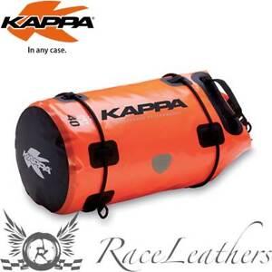 c3ef894ee7c La imagen se está cargando Kappa-NARANJA-Seco-Bolsa-Pack-40-Litros -Impermeable-