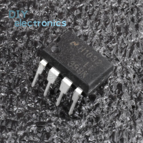5PCS LF398N LF398 DIP-8 IC NSC Monolithic Sample-and-Hold Circuits US