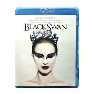 Black Swan 2010 Like New Blu Ray Natalie Portman Mila Kunis Vincent Cassel Ebay