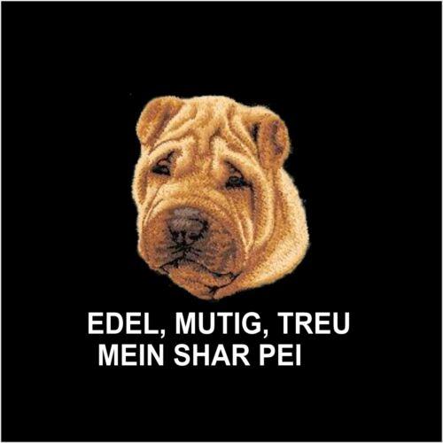Shar Giacca 2 Siviwonder in Ricamo di Pei Giacca pile Dog qawvPx6