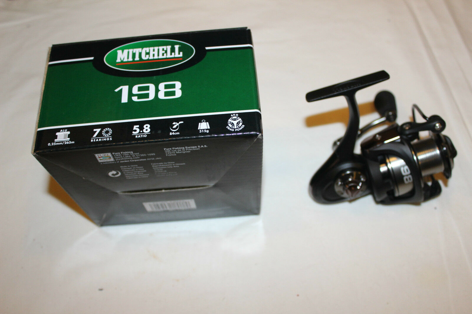 MITCHELL    198-NEU IM ORIGINAL BOX 5feca7