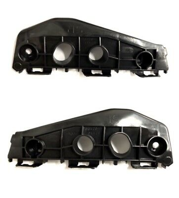 Fit For 09-13 Toyota Corolla Front Bumper Side Support Bracket Set 2pcs LH RH