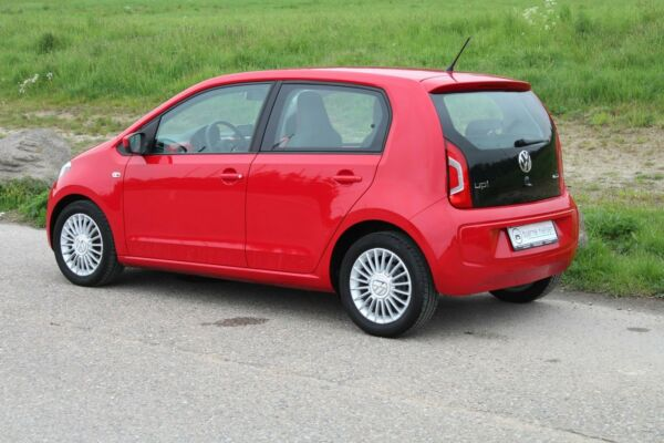 VW Up! 1,0 75 High Up! BMT - billede 2