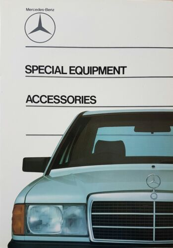 Mercedes Special Equipment /& Accessories Guide #2