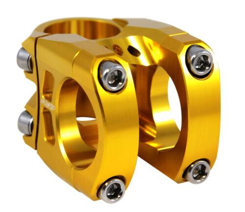Nc-17 S-Pro Signature Line MTB Potence 31,8 mm//40 mm Gold