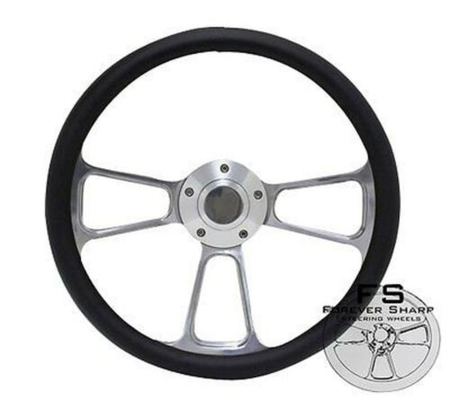 Forever Sharp 1098 W//A... Muscle//Half Wrap //Et56P Steering Wheel ~All Models G