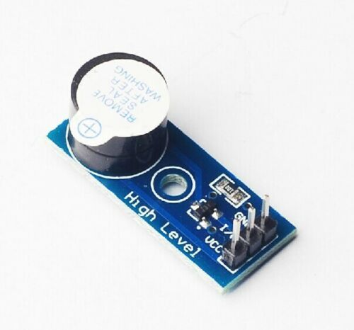 Small 3.3V-5V Active Buzzer Alarm Module Sensors