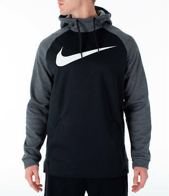 NIKE NWT Men's Therma Swoosh Training Hoodie Pullover Jacket Size M TALL L TALL | eBay