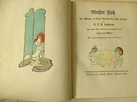 Ernst Stern Meister Floh, E.T.A. Hoffmann, Meister Floh,Vorzugsausgaben, Kunst