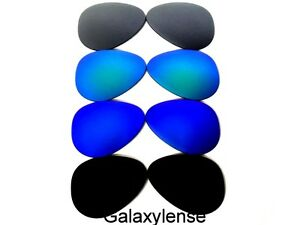 656e363d8e Image is loading Replacement-Lenses-For-Ray-Ban-RB3025-Aviator-Black-
