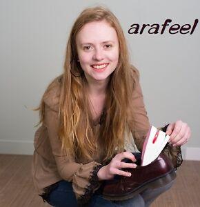 Heel-lifts-Pad-shoe-insoles-high-insert-Air-Cushion-6cm-taller-woman-Arafeel