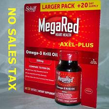 Schiff MegaRed.  350 mg Omega-3 Krill Oil, 130 Softgels