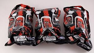 3x-New-Deadpool-Blind-Bag-Collectible-Minis-Figures-Series-2-unopened-Marvel