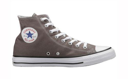 Converse Chuck Taylor All Star Hi Top Shoes 1J793 - Charcoal Gray
