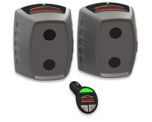 NO HARD WIRING! PARK DADDY PDY-50-AA SINGLE-VEHICLE GARAGE PARKING AID SYSTEM