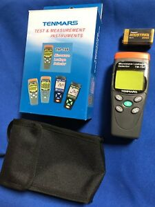 RF-Field-Strength-Measuring-amp-Microwave-Leakage-Detector2-45-GHZ-Mobil-phones-WiFi