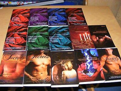 14x Secrets: The Best In Women's Sensual Fiction / Erotic Romance Volume 1 - 16