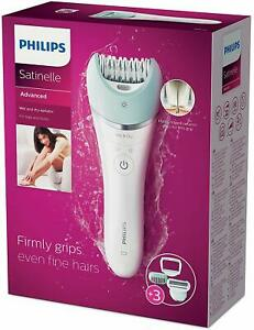 Philips-Satinelle-Advanced-BRE620-00-Epilateur-Wet-amp-Sec-pour-Femme-Fil