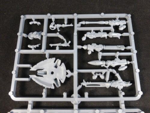 Crew on Plastic Frame 40K Eldar Craftworlds Guardians Weapons Platform
