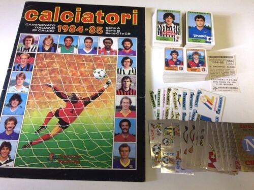 CALCIATORI PANINI 1984-85 Figurina-Sticker n NAPOLI -New DAL FIUME 204