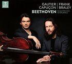Sämtliche Sonaten Für Cello Und Klavier (GA) von Frank Braley,Gautier Capuon (2016)