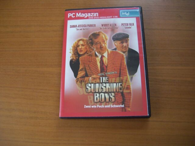 The Sunshine Boys / Woody Allen / PcMagazin-Edition 01/06 / DVD