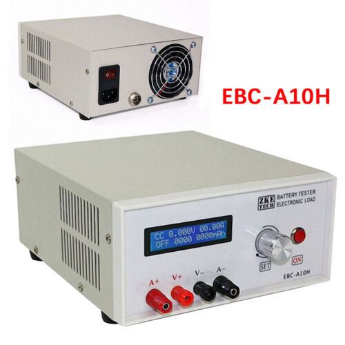 Battery Tester Electronic Load Battery Capacity Charging Discharge Tester