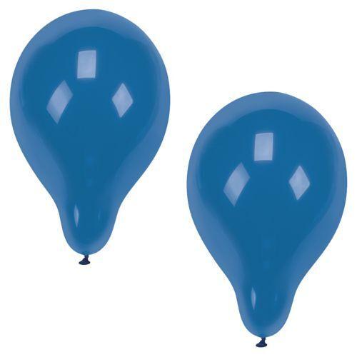 100 Luftballons Ballons für Luft und Helium Ballongas Farbe wählbar