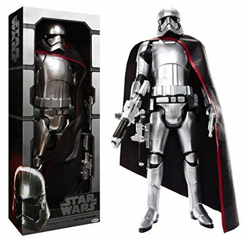Exclusif Star Wars Capitaine Phasma Métal Premium Édition 50.8cm Figurine Limité